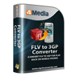 Free Download4Media FLV to 3GP Converter
