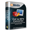 Free Download4Media FLV to MP4 Converter