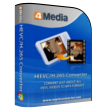 Free Download4Media HEVC/H.265 Converter