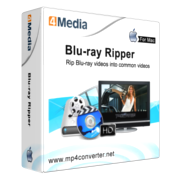 4Media Blu-ray Ripper for Mac