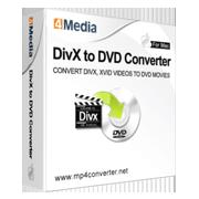 4Media DivX to DVD Converter for Mac