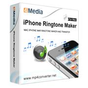 Free Download4Media iPhone Ringtone Maker for Mac
