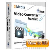 4Media Video Converter for Mac