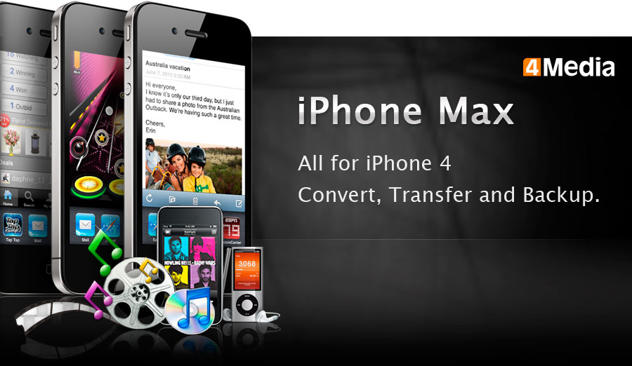 All for iPhone 4