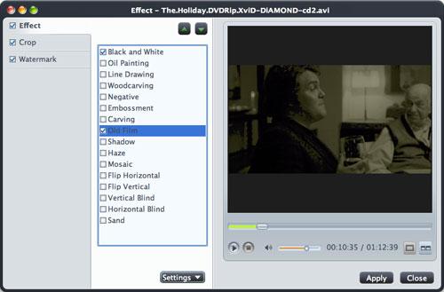 AVI to DVD Mac Conversion