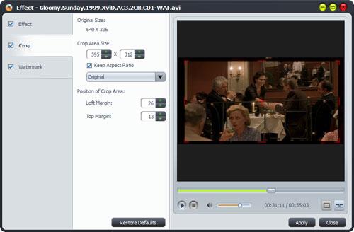 Burn AVI video to DVD
