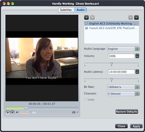 Mac DivX to DVD burning