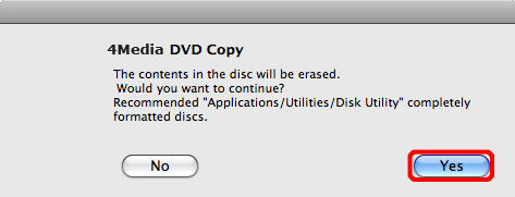 How to backup DVD on Mac computer