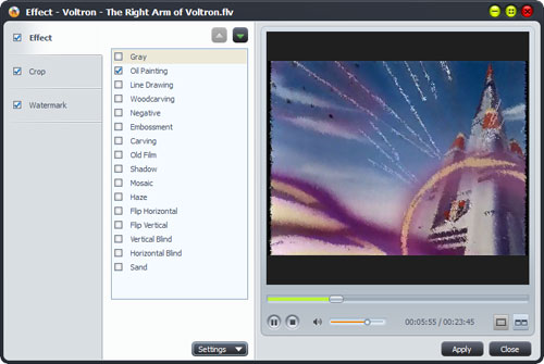 How to create DVD from videos