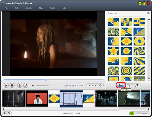 video cutter, video editor