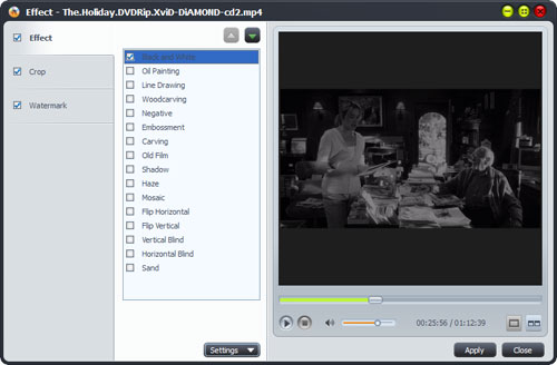 MPEG to DVD Conversion