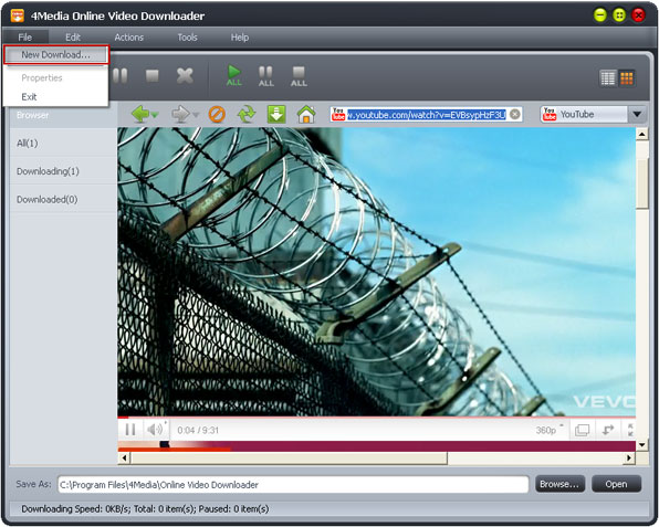 Download Break videos