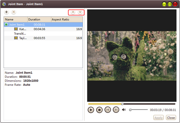 How to convert AVI MPEG