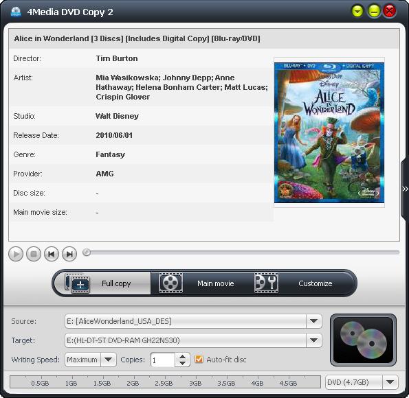 4Media DVD Copy2