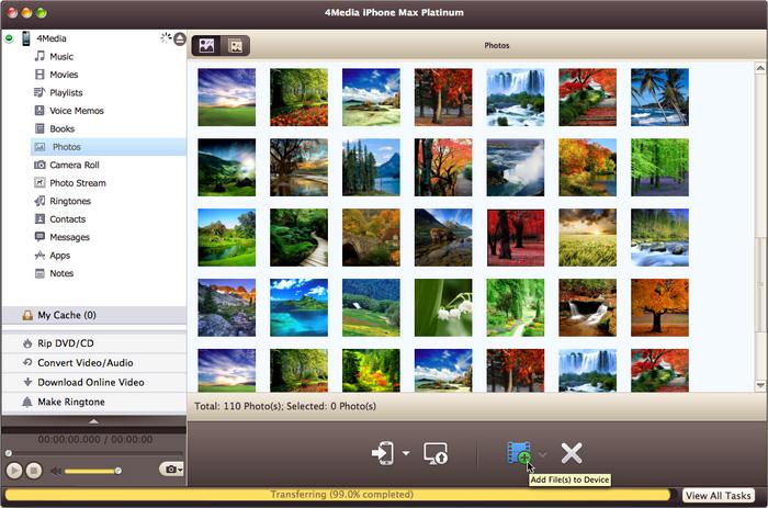 4Media iPhone Max Platinum for Mac