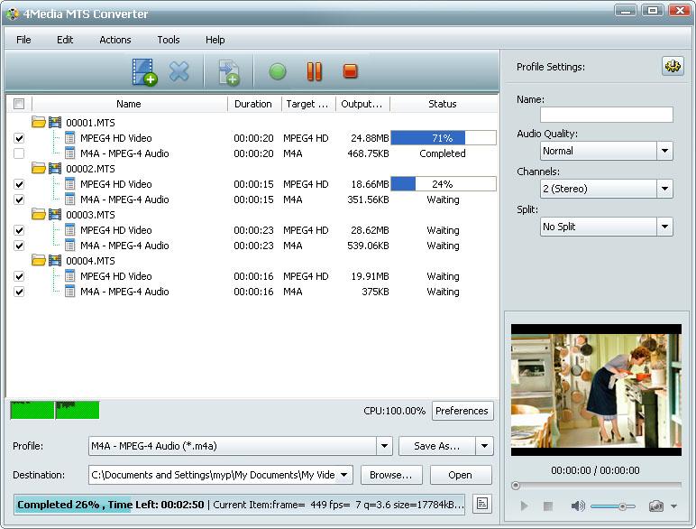 التعريب 729 ـ 4Media MTS Converter 5 لتحويل ملفات فيديو من و إلى MTS m-mts-converter.jpg