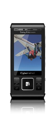 Sony Ericsson review, camera phone